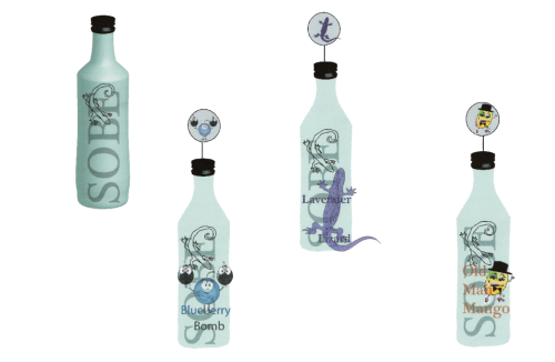 sobe bottle designs